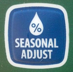 Rain Bird ESP-RZX Seasonal Adjust